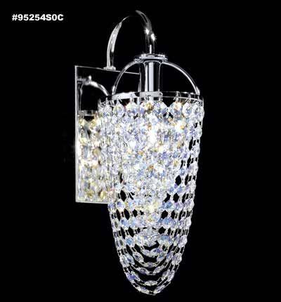 James R Moder crystal lighitng Pinterest Sconces, Swarovski - moder
