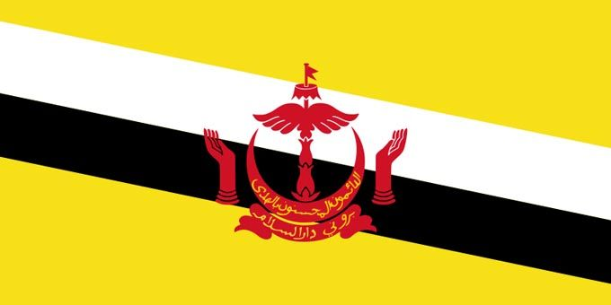Brunei Flag Free Pictures Of National Country Flags Brunei Flag National Flag Brunei