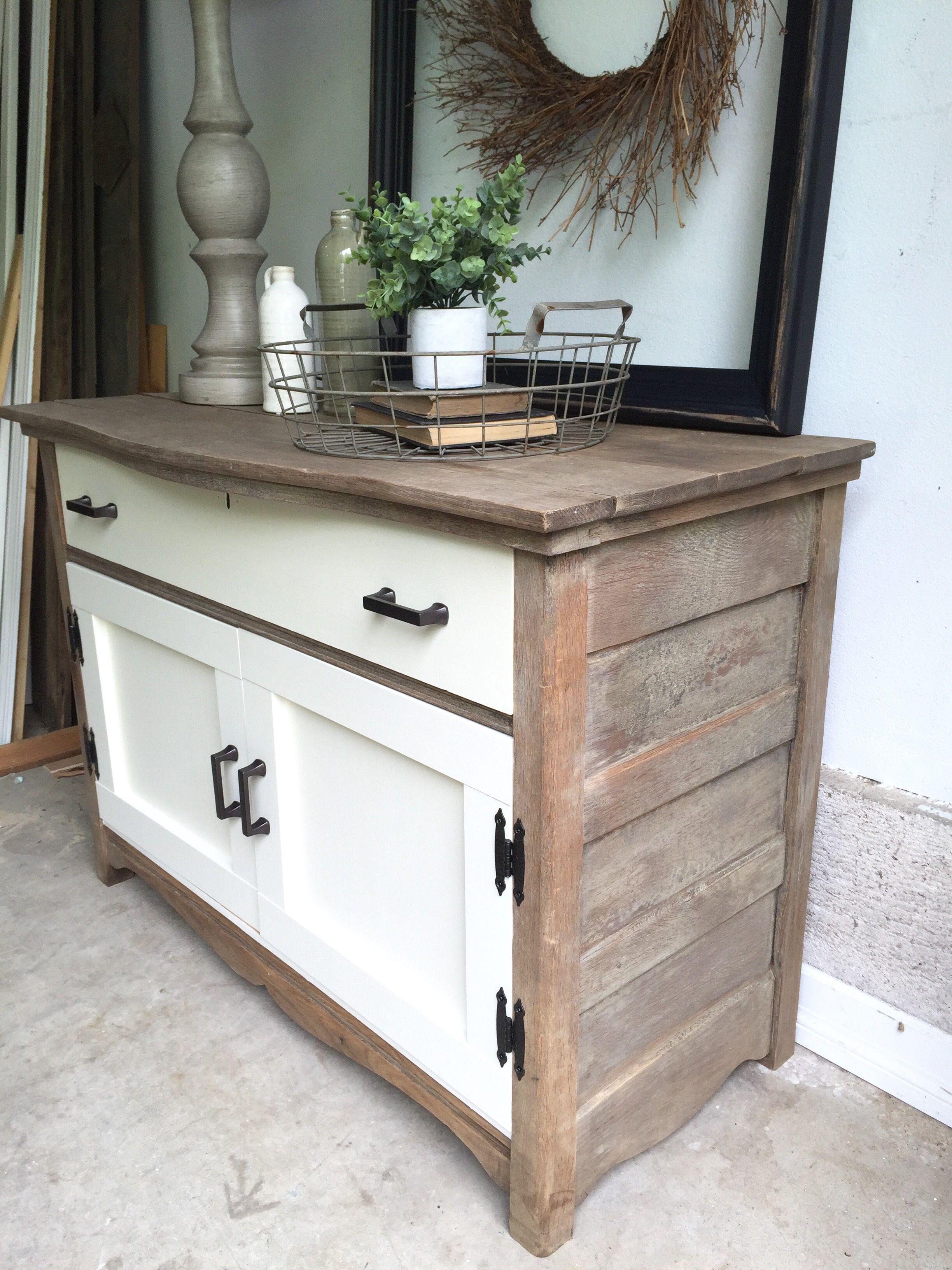 vintage dresser transformation | farm fresh homestead