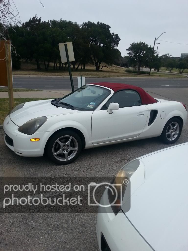 Pin By Rob Thomas On Toyota Mr2 In 2020 Toyota Mr2 Soft Tops Red Car