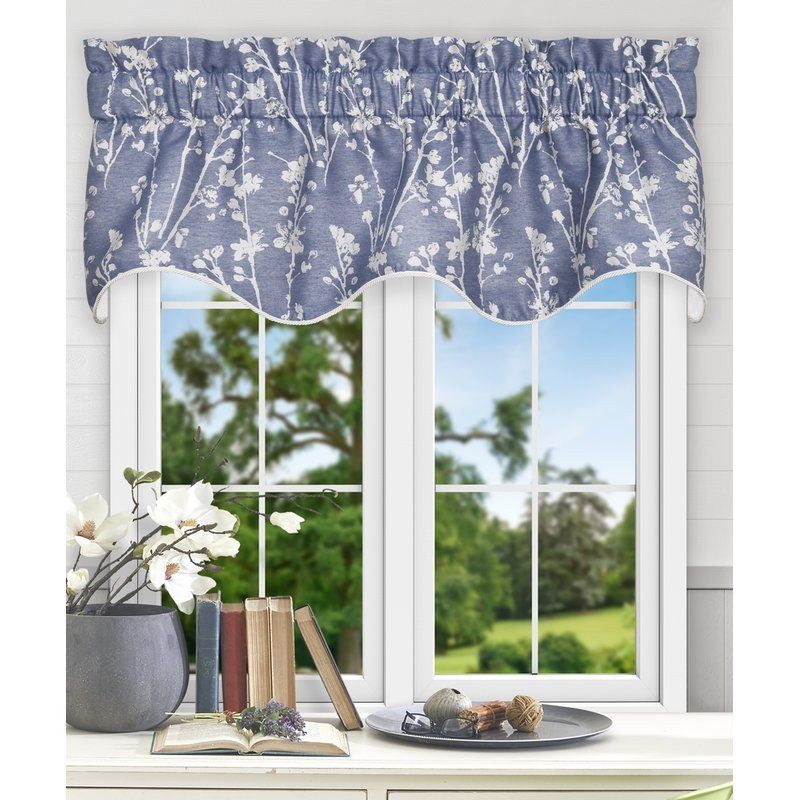 10 Best Scalloped Valances For Living Room