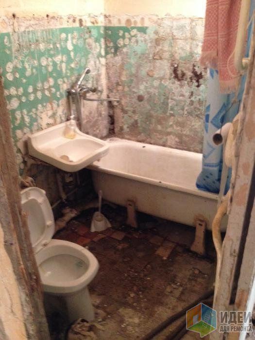 Миссия выполнима: маленькая ванная в хрущевке - ум