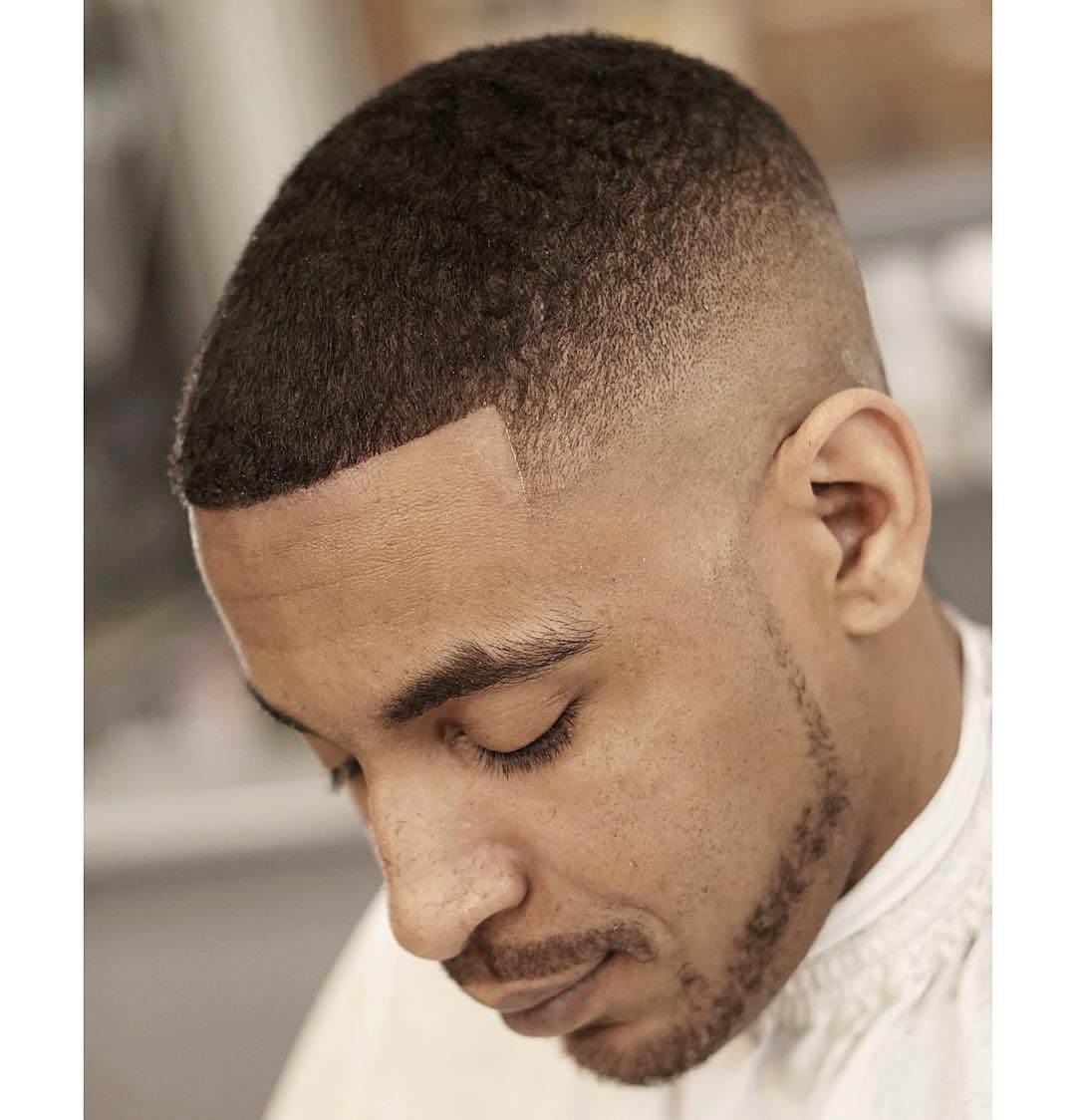 Fade Haircuts For Black Man Hair Cut Pinterest Fade Haircut