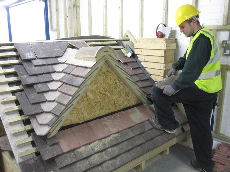 Image result for roof tiling valley plain tiles Roof