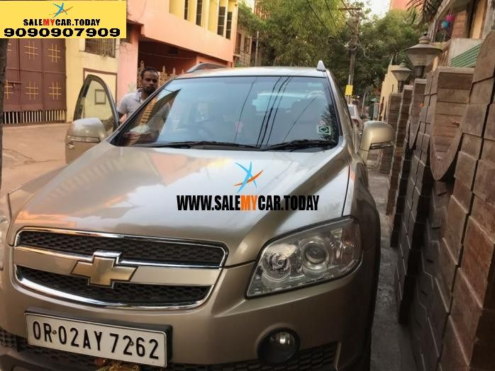 Salemycar Today Second Hand Captiva For Sale In Bhubaneswar Usedcar Usedcars Usedcarsforsale Usedcardealer With Images Cars For Sale Used Cars Online Chevrolet Captiva
