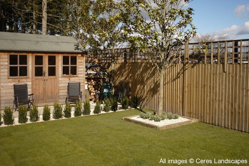 Small Garden Landscaping: Before & After