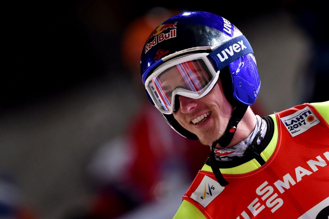 Pin van Marco van Vliet op skispringen
