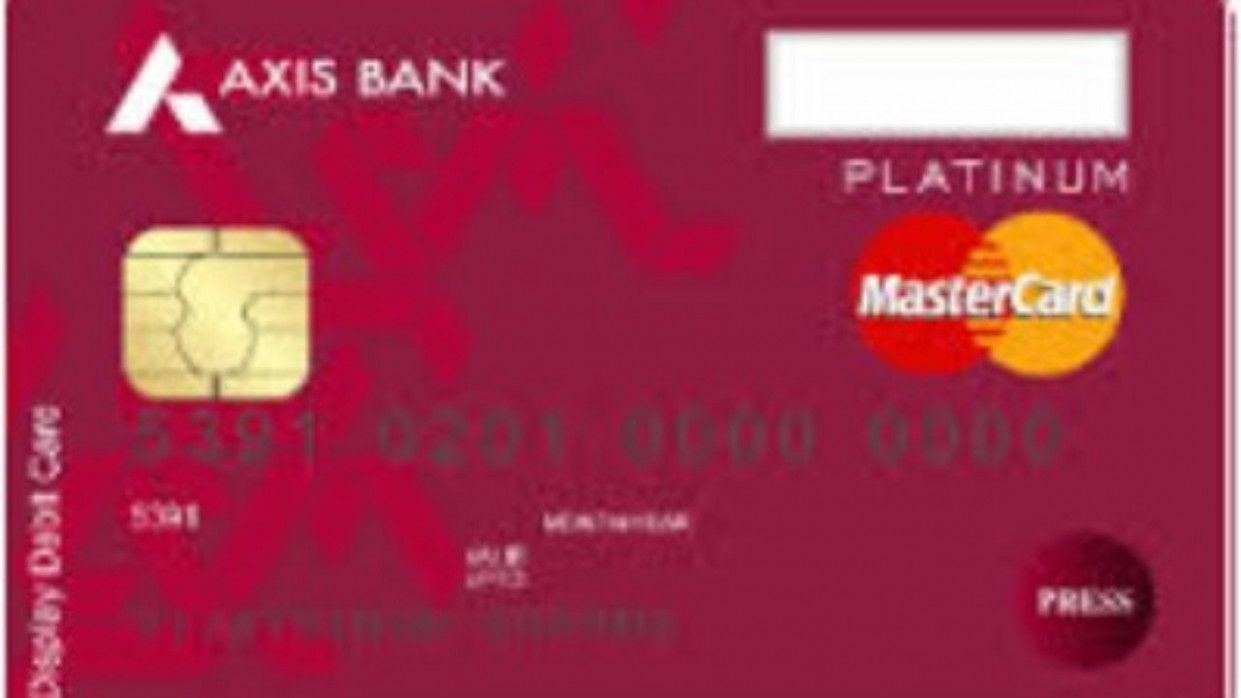 Business Platinum Debit Card Axis Bank Axis Bank Credit Card Limit Simple Cards