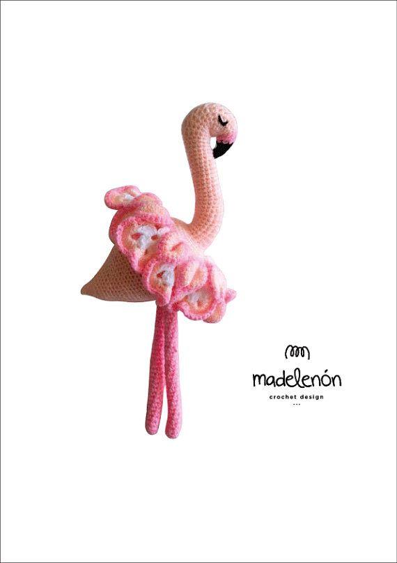 Madelenon crochet pattern \