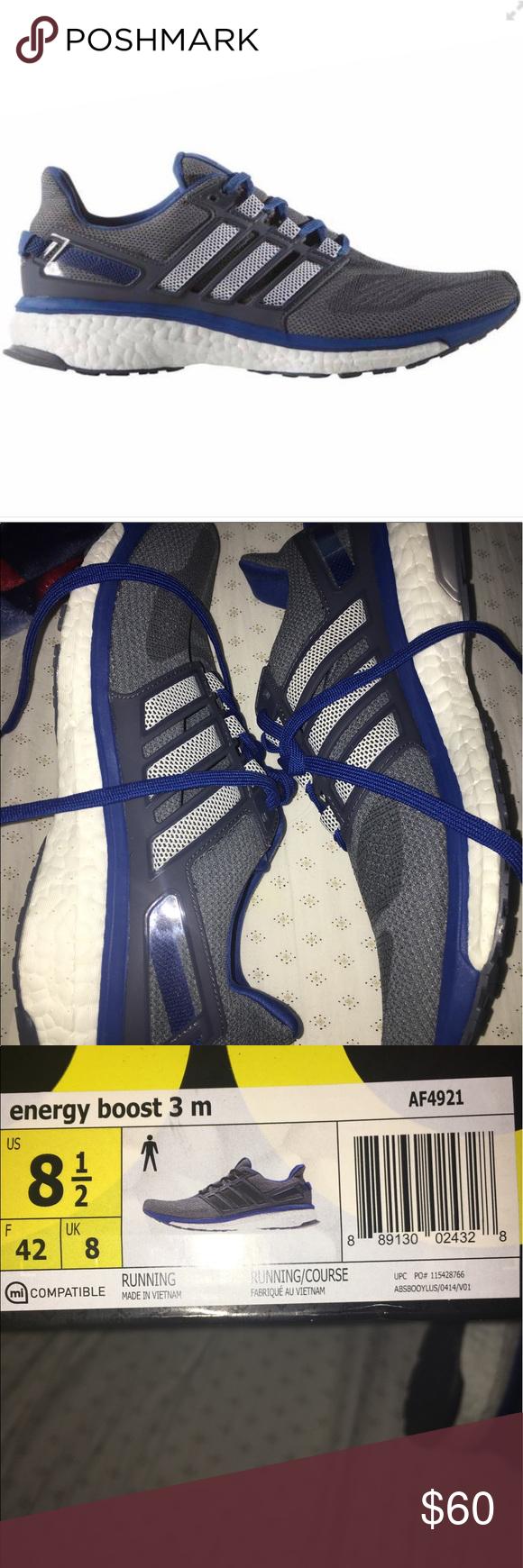 Adidas Energy Boost 3 zapatillas hombres nuevos Adidas Energy
