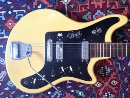 E-Gitarre Hopf Telstar Standard in Hessen - Wiesbaden - ebay küchenmöbel gebraucht