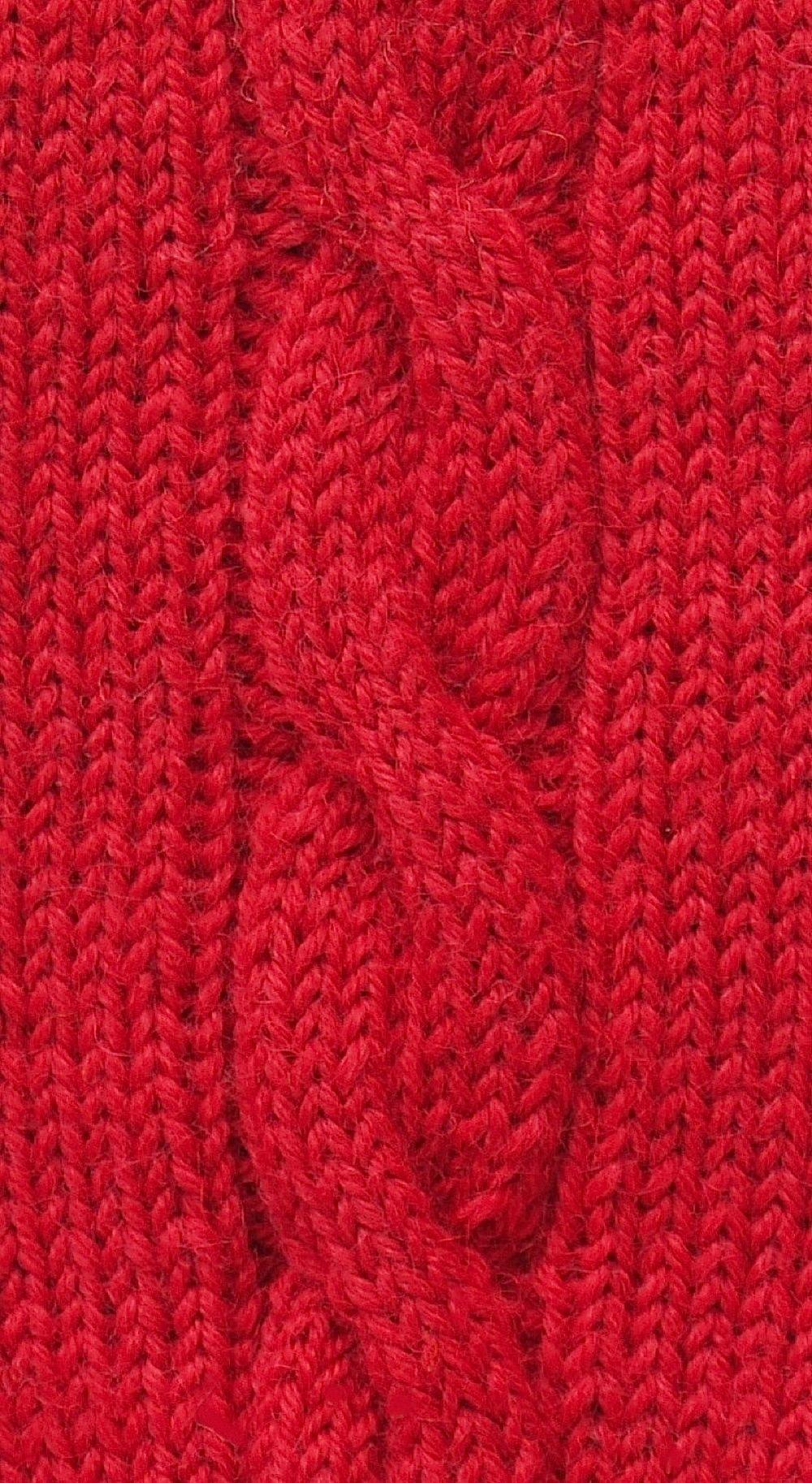 FLETTEMØNSTER 01 Enkel flette – de rette maskene i hver side vises ikke i diagrammet Dersom mønsteret strikkes rundt, bør øverste rad av diagrammet fjernes eller strikkes 2 ganger, slik at flettingene hele tiden kommer på retten Mønster-rapporten er 13 masker bred og 17 omganger/pinner høy