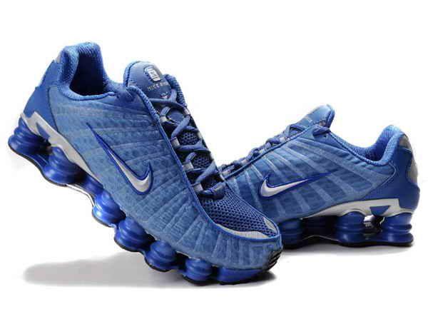 Nike Shox TL1 Blue