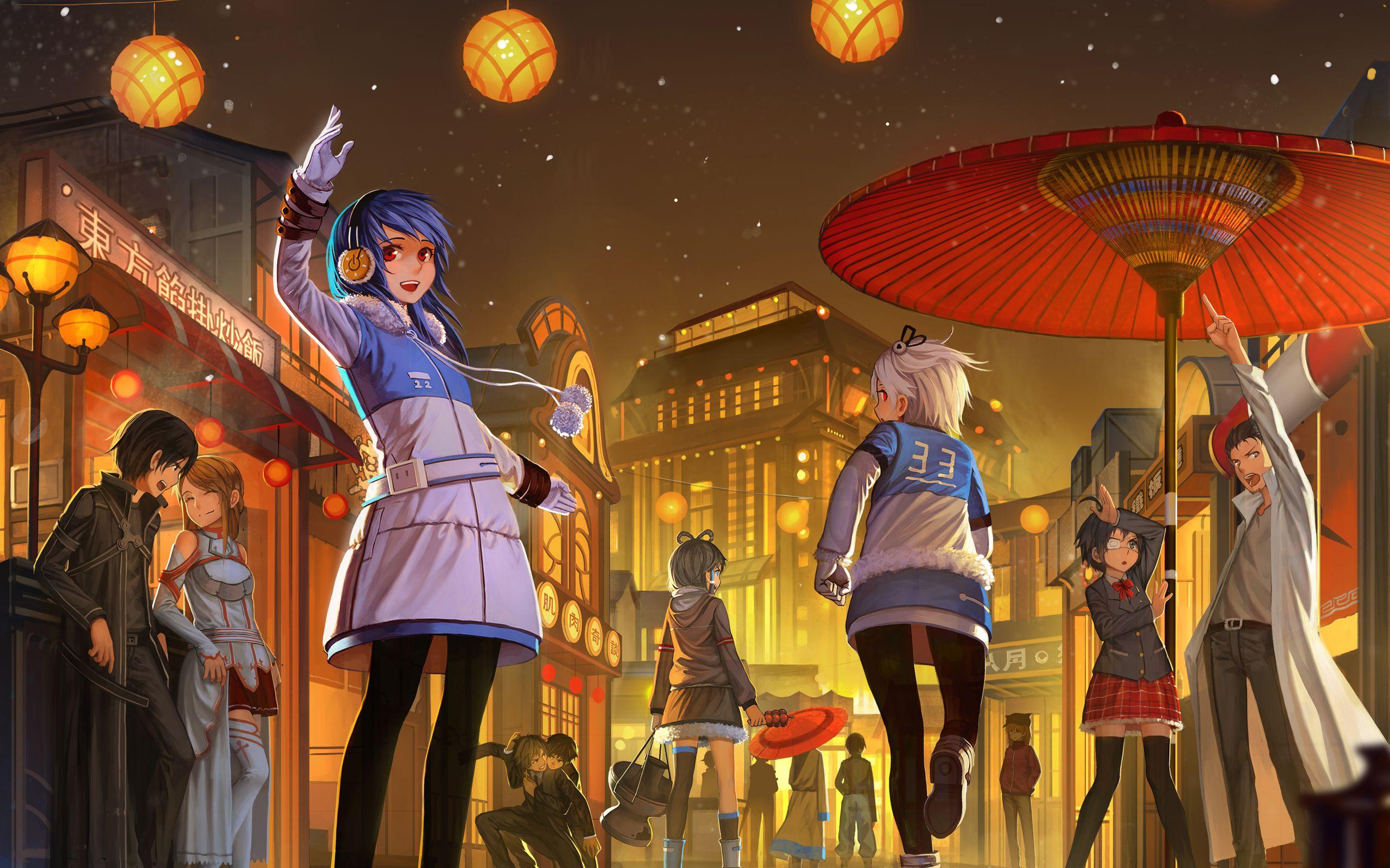 Anime Crossover Anime, Neon genesis evangelion