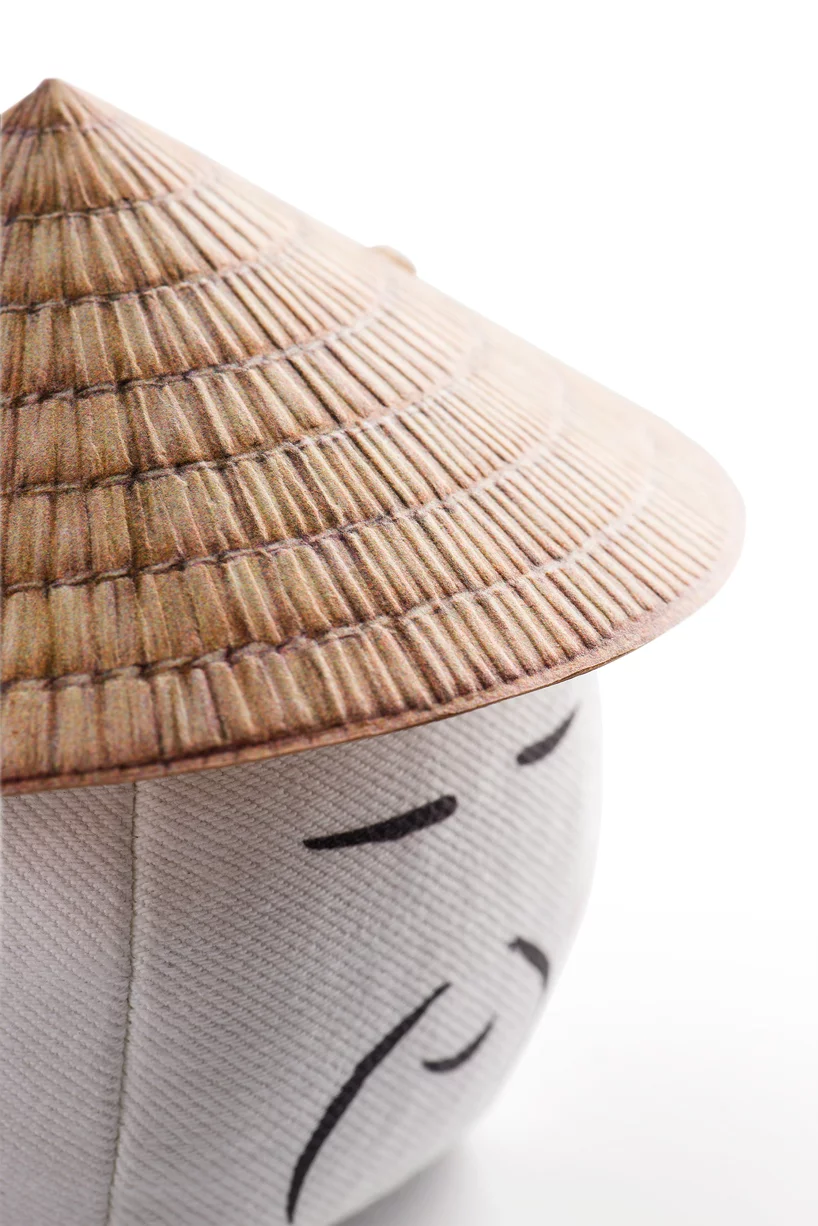 Rice Packaging Honors Farmers With Conical Hat That Doubles As A Measure In 2020 Rice Packaging Creative Packaging Design Packaging Design Inspiration