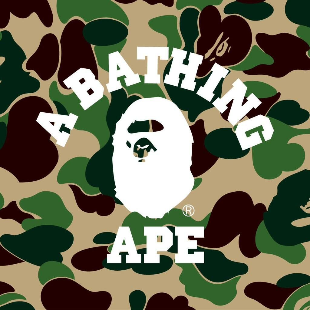 Image result for a bathing ape graphics