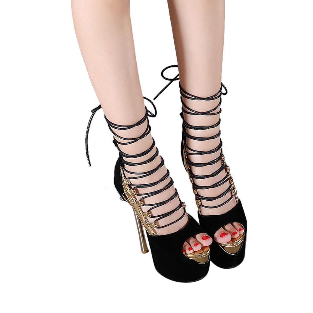 96f6dfb1ed Xiniu - 2018 Fashion Women comfortable and soft High Heel Sexy Peep Toe  shoes