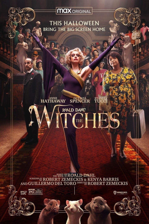 مشاهدة فيلم The Witches 2020 مترجم Egybest The Witch Movie The Witch Poster Zemeckis