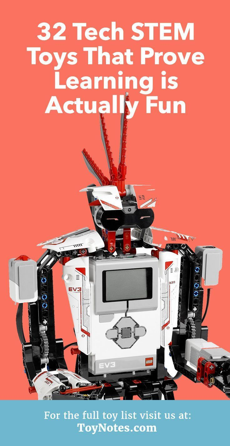 32 Tech STEM Toys (That Prove Learning is Actually Fun ...