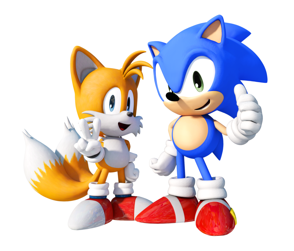 Sonic And Tails By Finland1 On Deviantart Sonic Sonic The Hedgehog Classic Sonic
