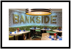 Pizza Express Bankside London Eating And Drinking In