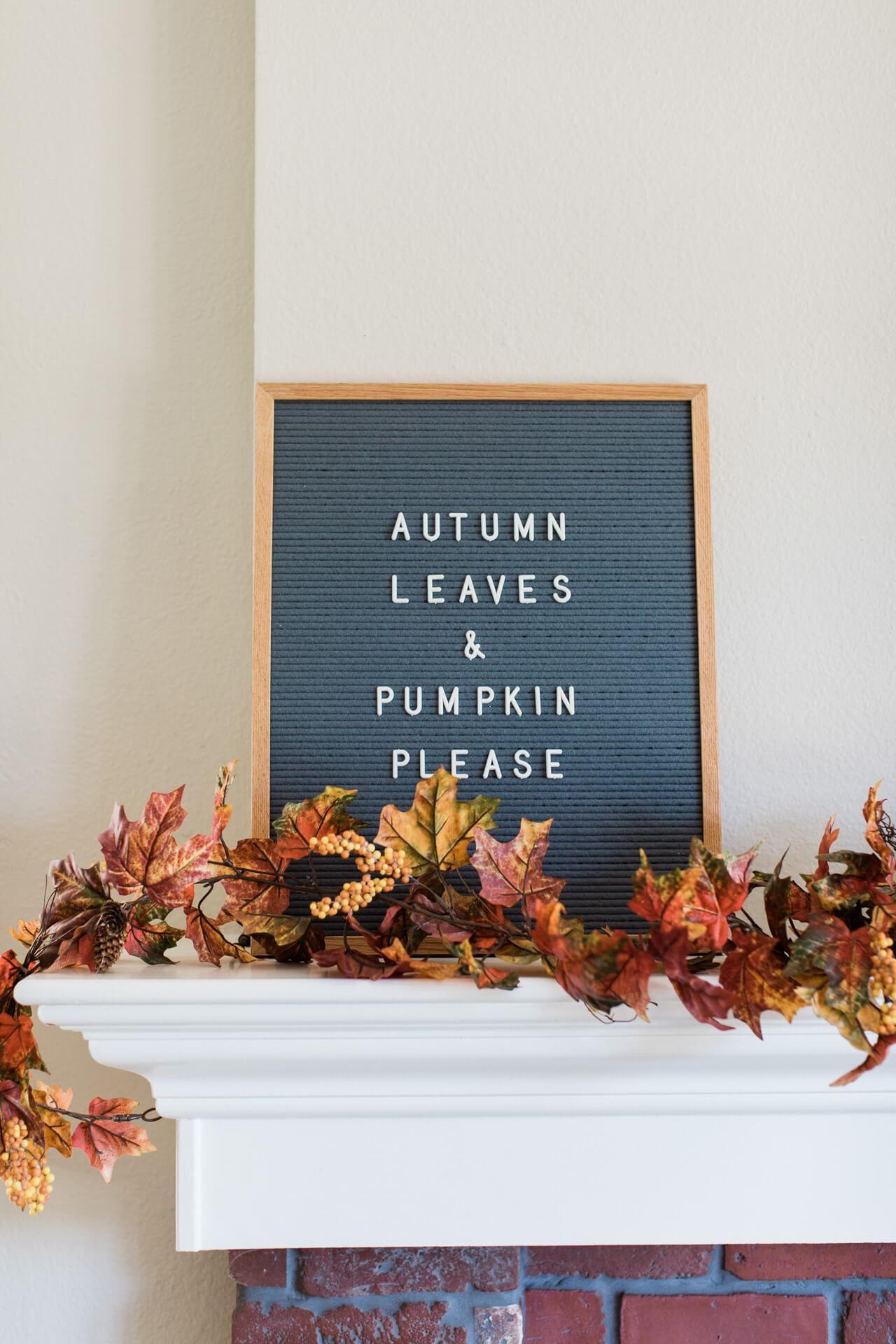 Refreshing My Home with Cozy Fall Decor #falldecor