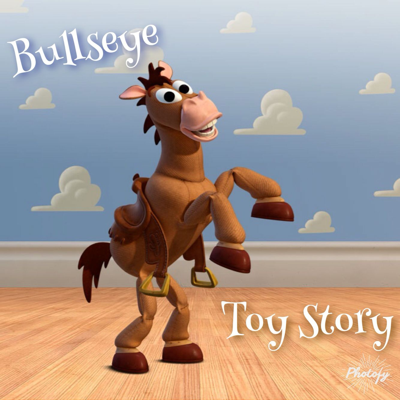 Bullseye Woody S Horse In Toy Story 2 And Toy Story 3 Jessie