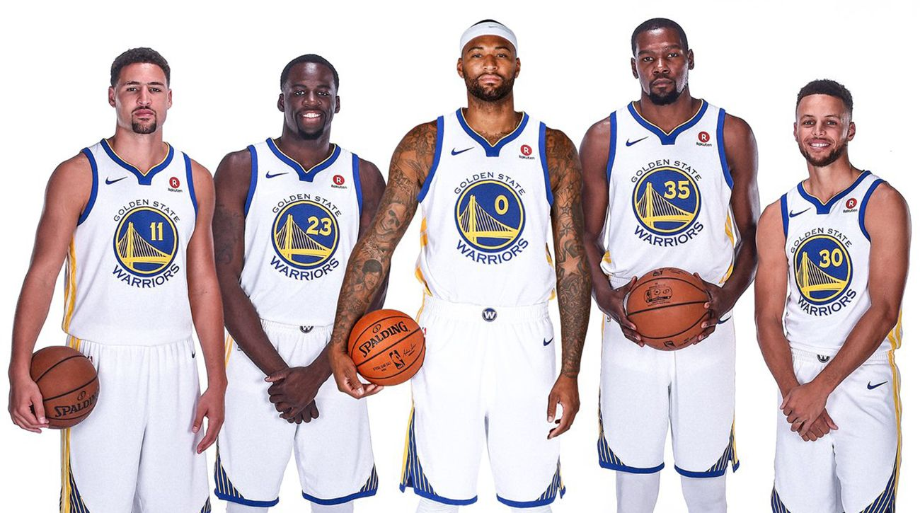 Calm Down Nba Fans Demarcus Cousins Signing With The Warriors Will Not Ruin The Nba Golden State Warriors Warrior Aau Basketball