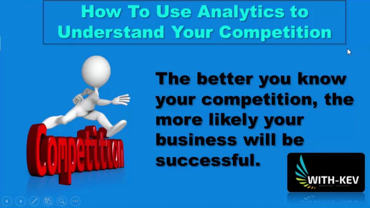 How to use analytics to understand your competition social media