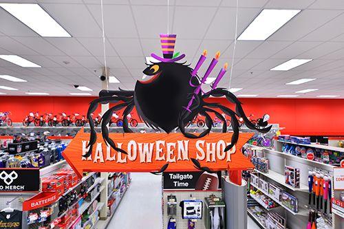 target halloween store graphics google search - Target Halloween
