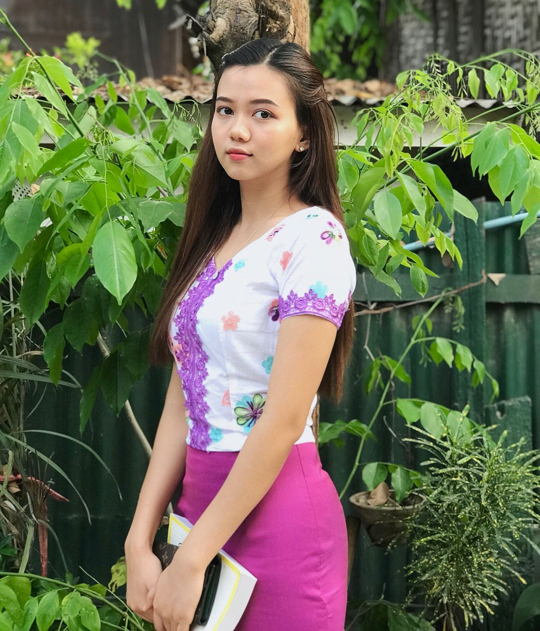 Asian Porn In The Victorian Era pinkyaw thatko on myanmar dress   traditional dresses
