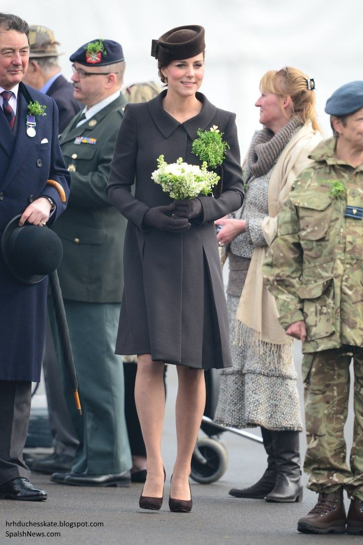 Duchess Kate - March 17, 2015