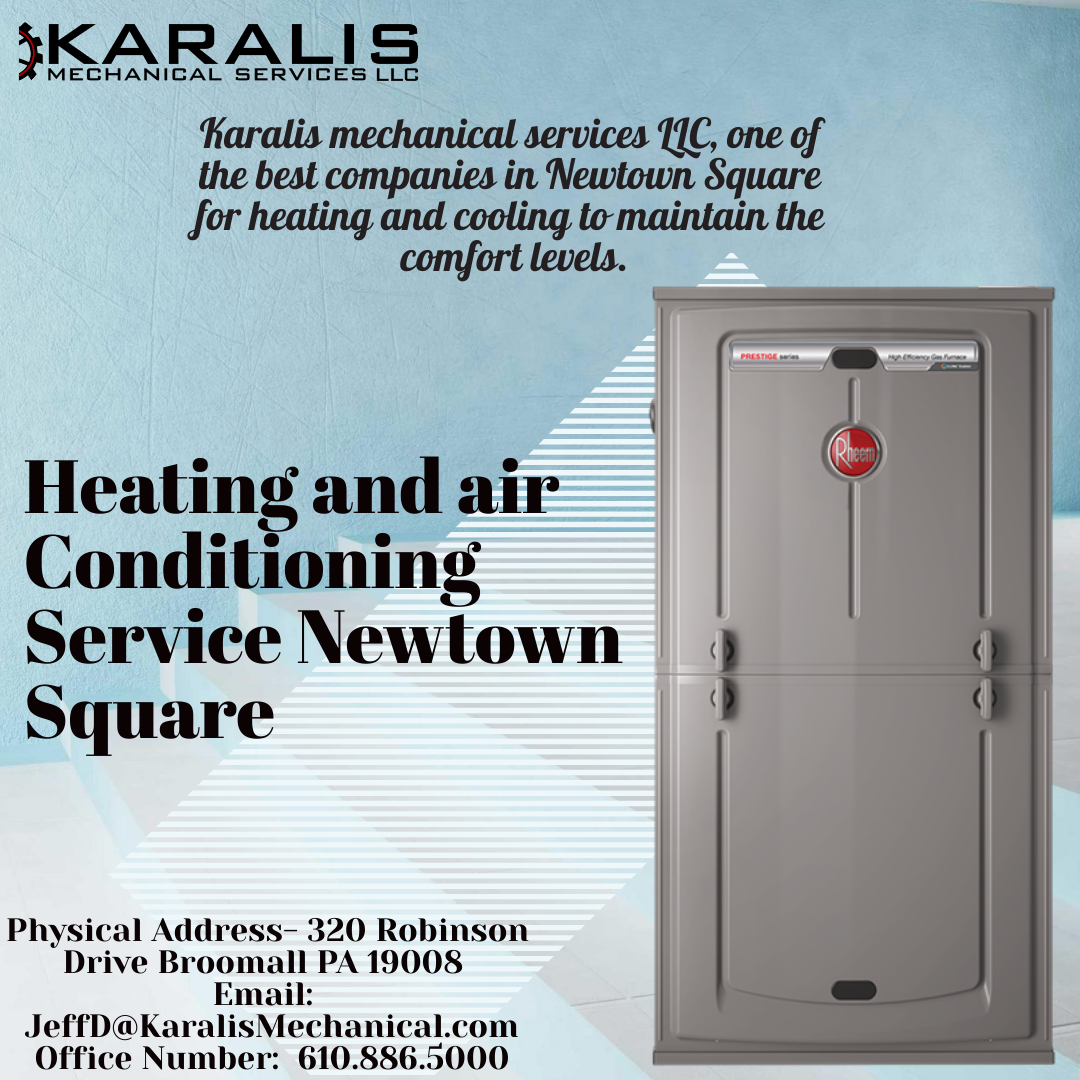 Looking for Heating and air Conditioning Service Newtown