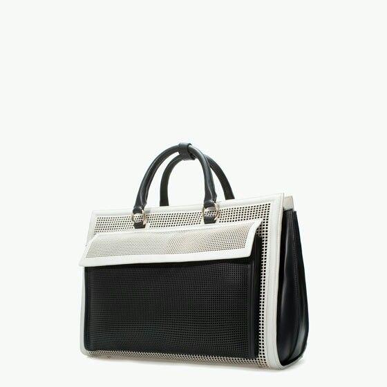 8b376db69d9f ZARA - city bag  zara  fashion