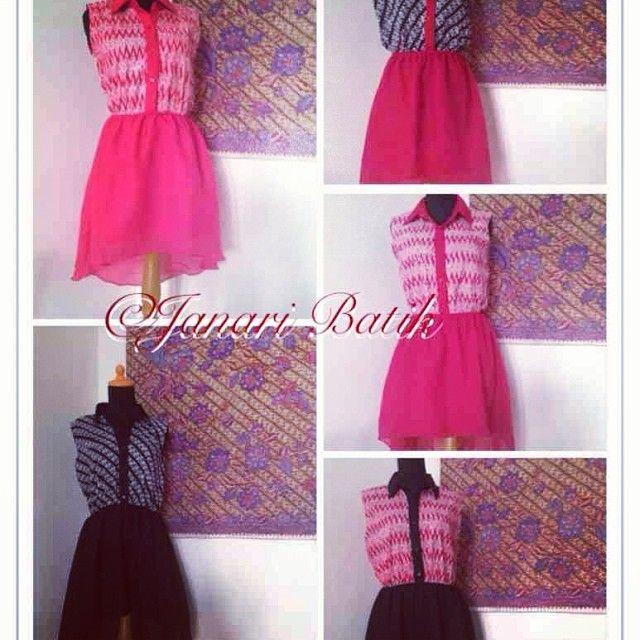 Hi Lo Dress from Batik Garut