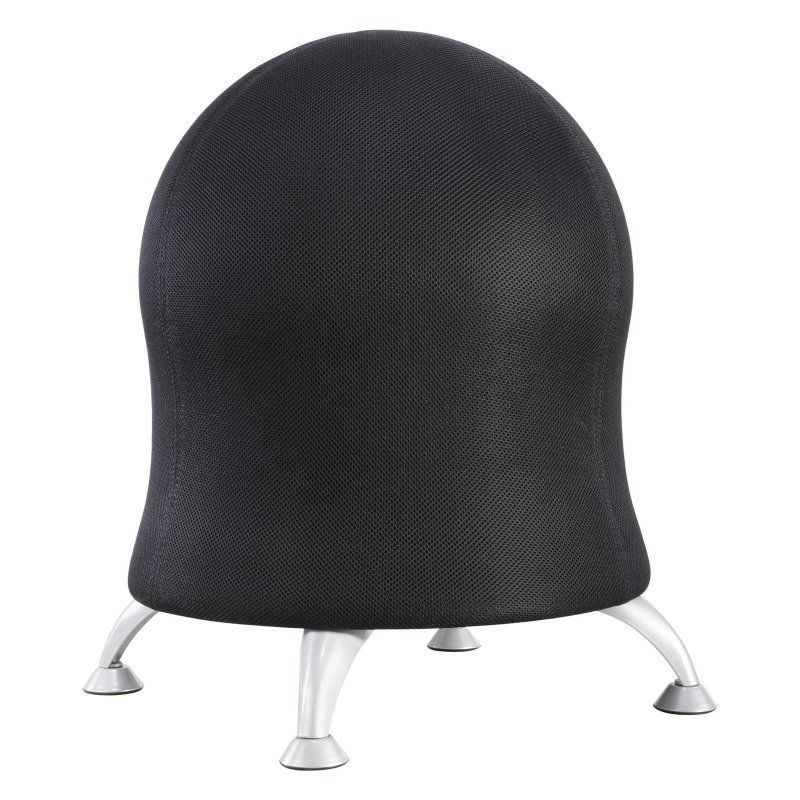 Safco Zenergy™ Ball Chair Gray/Black - 4750GR