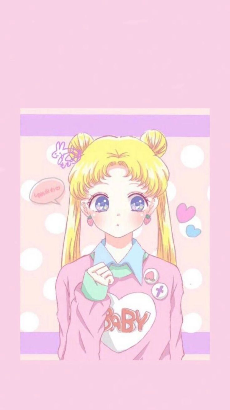 Kawaii Sailor Moon My Blog Sailor Moon Wallpaper Sailor Moon Usagi Anime Wallpaper