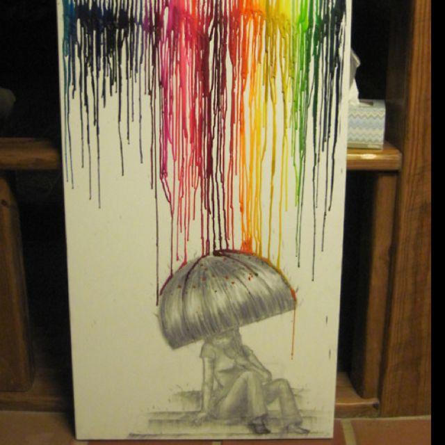 The 25+ Best Dripping Paint Ideas On Pinterest