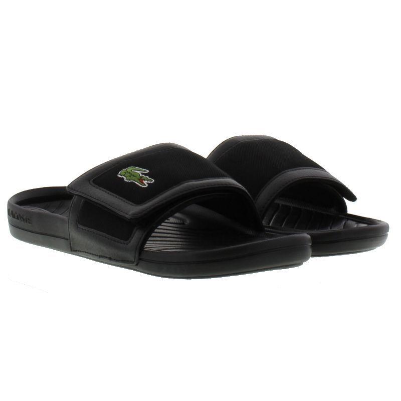 2fea3e0c37 Lacoste Sandals Mens Fynton USM SPM Black Black - £29.99 | New Arrivals |  Lacoste, New shoes, Sandals