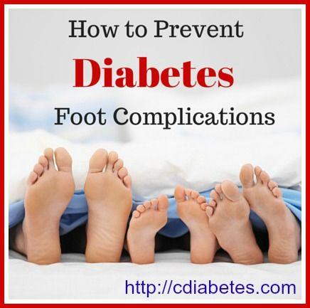 How To Prevent Diabetes Foot Complications Diabetes Diabetes