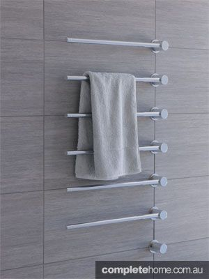 Heated Towel Rail From Vola Bathroom Radiators Heated Towel