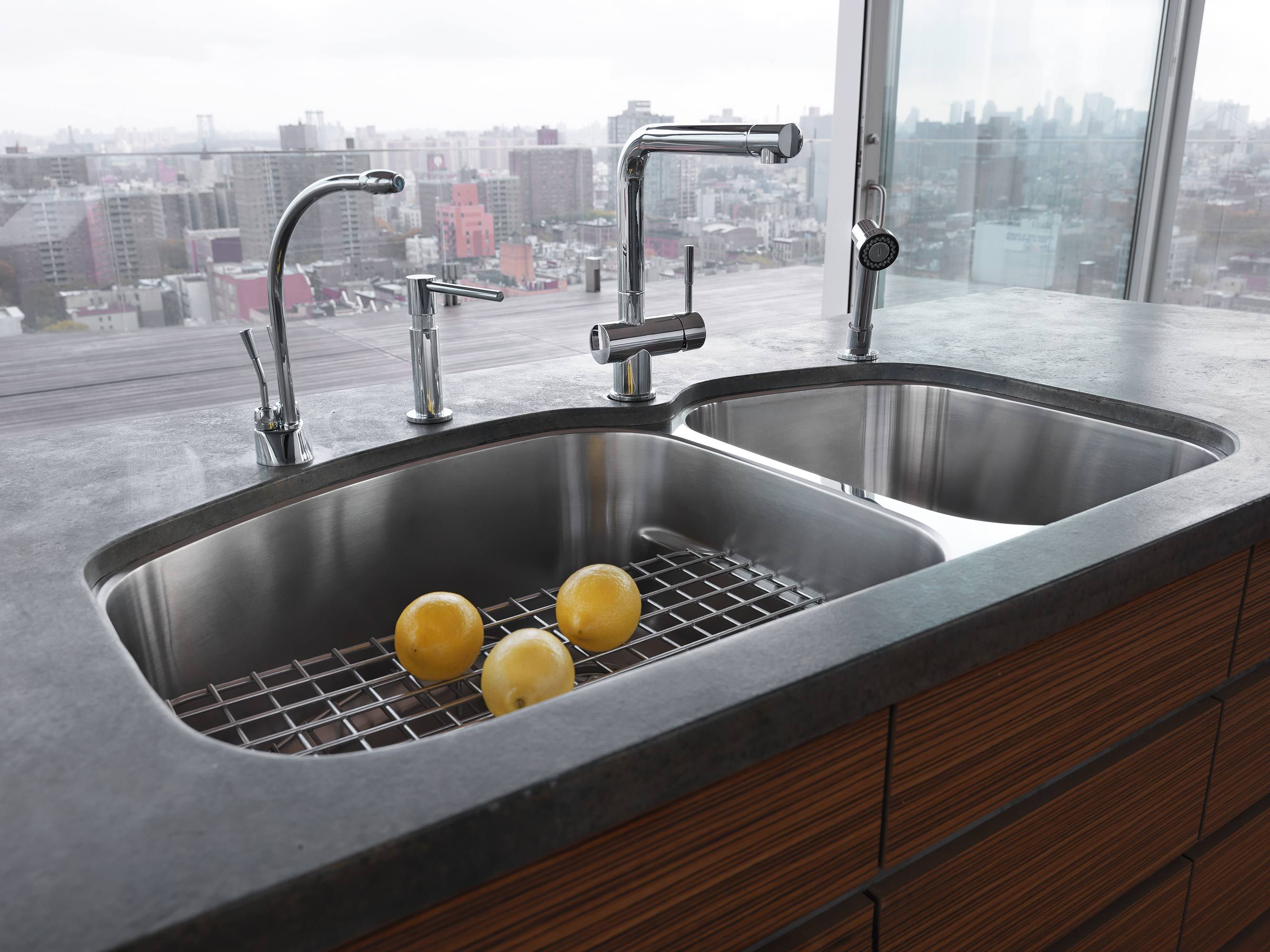 Astounding Franke Products Sinks Faucets Franke Kitchen Systems Home Interior And Landscaping Ologienasavecom