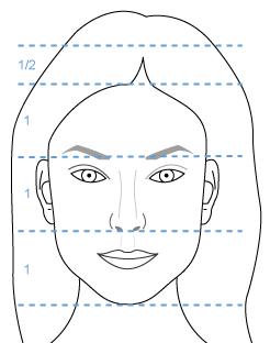 Femme profil grille horizontale dentiste en 2019 drawing stencils art drawings et face art - Visage profil dessin ...