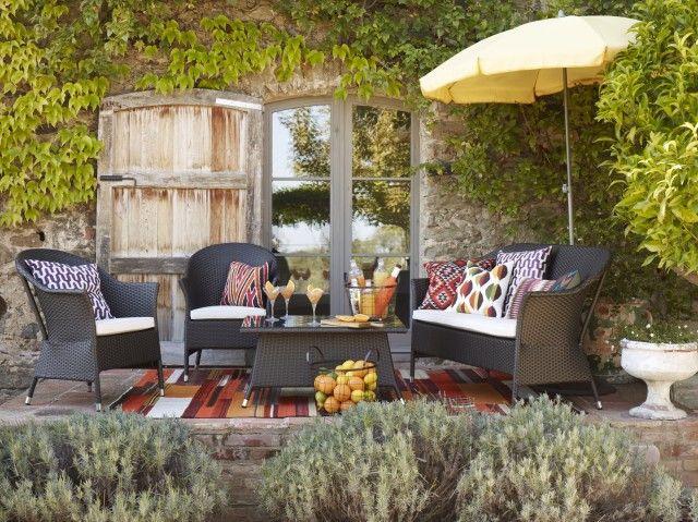 Dise o jardin estilo rustico dise o de jardines dise o de jardin jardines y disenos de unas - Diseno de jardines rusticos ...