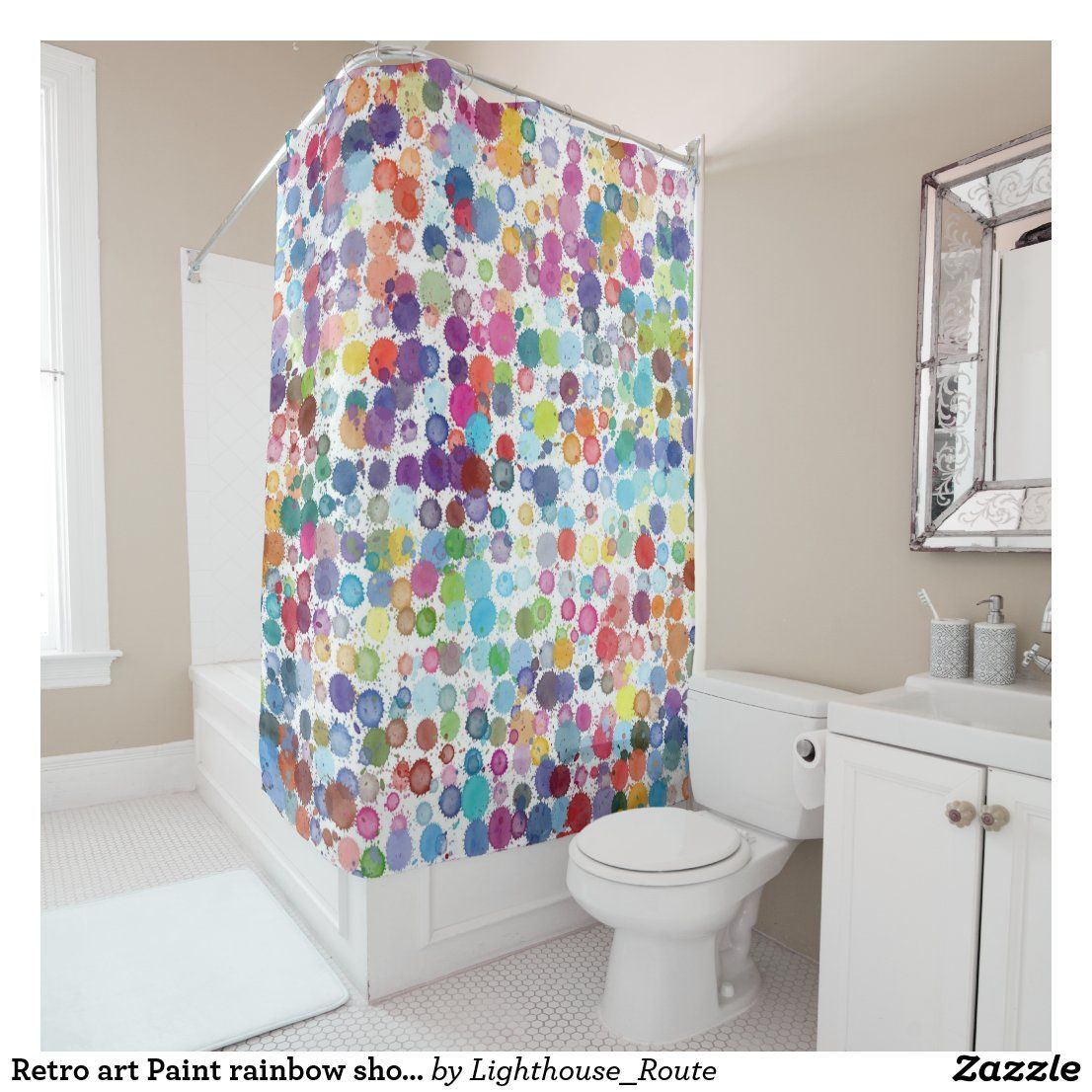 Pin On Cusomized Personalized Picture Shower Curtains