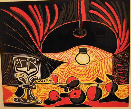 Still Life, Picasso