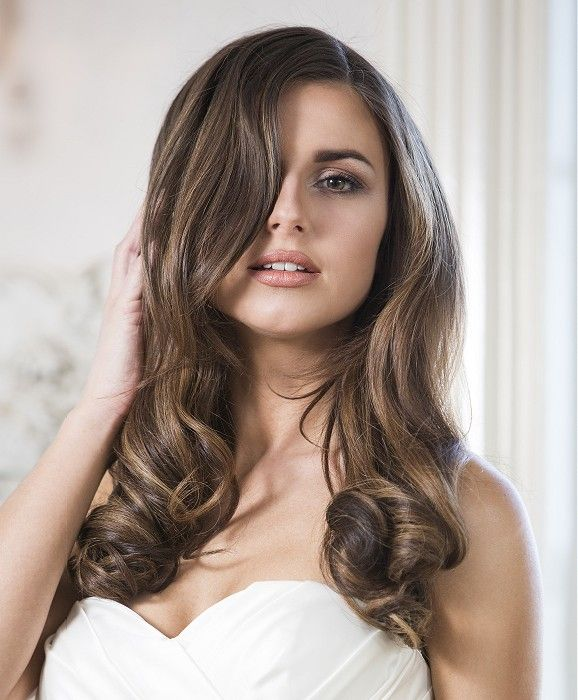 Wedding Hairstyle For Square Face: Square Face Hairstyles, Hair