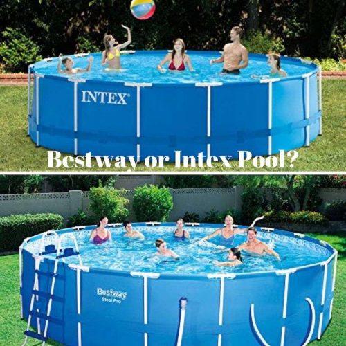 Bestway Or Intex Pool Which One Is Best And Why Intex Pool Pool Easy Set Pools