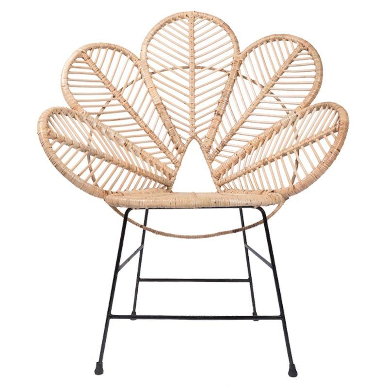 Véritable best-seller ! La chaise fleur Coquelicot est ...