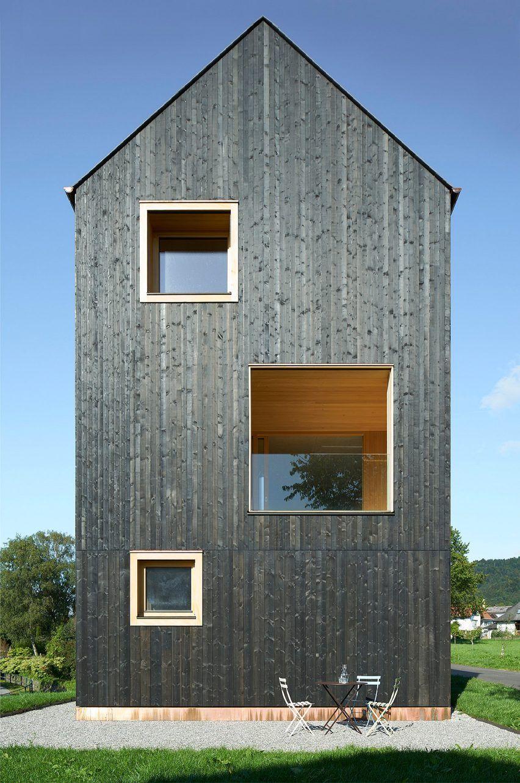 House Bäumle By Bernardo Bader Architekten Amazing Ideas